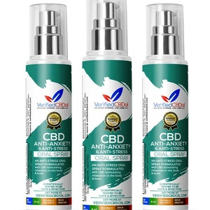 CBD Anti-Anxiety and Stress Spray