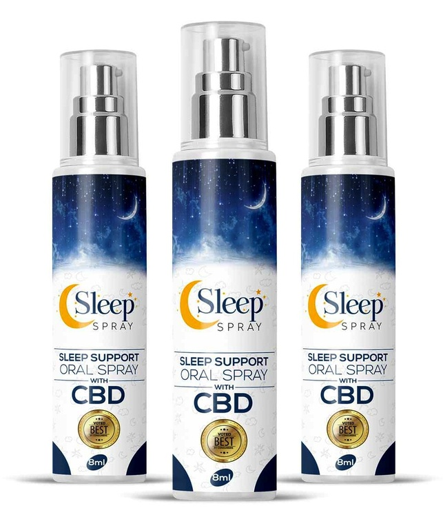 CBD Sleep Spray - CBD oil - SeedSpotter