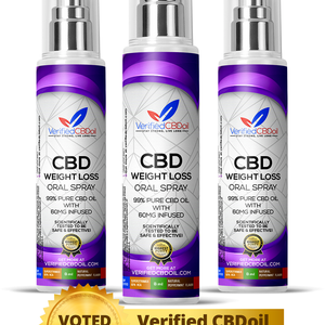 CBD Weight Loss Spray