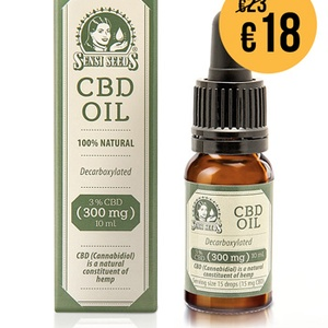 Hemp Oil 3% CBD