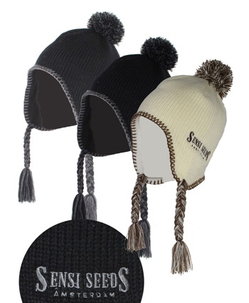 Sensi Seeds Hat - Clothing & textile - SeedSpotter
