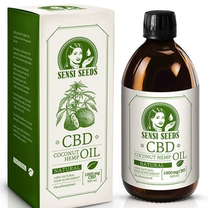 CBD Coconut Hemp Oil