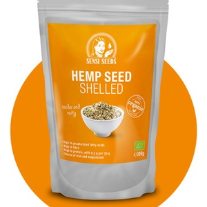 Organic Hemp Seed Shelled
