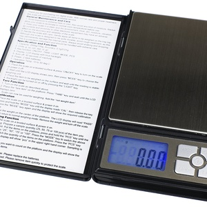 On Balance NBS-100 Notebook Scale, 100 x 0.01 g