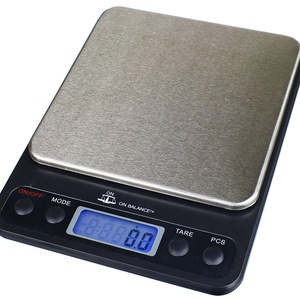 Scale On Balance - Table-Top 1000 x 0.1 g