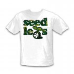 SeedleSs Clothing - Strained Coop T-Shirt - White